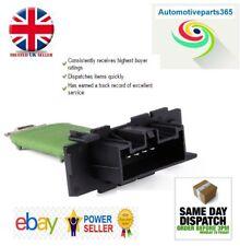 Brand New Heater Motor Fan Blower Resistor Fiat Doblo VAN (263)  2010> Onwards
