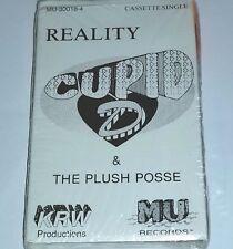"CUPID D Reality RAP TAPE CASSETTE G FUNK PRIVATE boombox random 12"" lp wu tang"