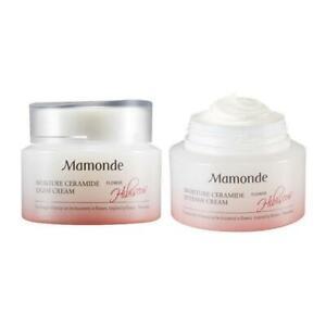 MAMONDE Moisture Ceramide Cream 50mL (Intense / Light)