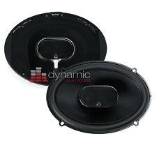 "Infinity Kappa 693.11i Car Audio 6""x9"" 3-Way Kappa Series Coaxial Speakers 330W"