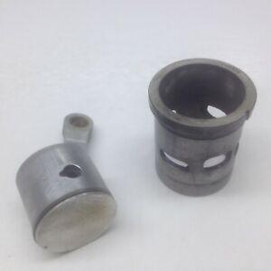 Super Tigre G51 Cylinder Liner, Piston, Link, Ring & Pin  RC Engine