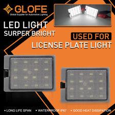For 2014-2021 Dodge Durango LED License Plate Light Lamp SET Bright White 6000K