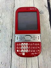 Palm Centro 690 Sprint Cell Phone Red Untested - For Parts Only
