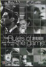 The Rules of the Game DVD Jean Renoir Nora Gregor Paulette Dubost NEW 1939