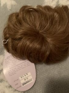 "Playhouse Sean  Brown Doll Wig Size 8/9 "" Suit  Doll With 9"" Around Head"