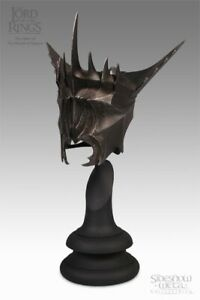Sideshow Weta HELM OF THE MOUTH OF SAURON 1135/4000 MIB Lord Of The Rings HOBBIT