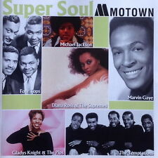 Super Soul Motown (Michael Jackson, Marvin Gaye, Four Tops) 2004 Various CD