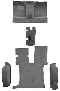 1986-1995 Suzuki Samurai Cutpile Replacement Carpet Kit without Roll Bar Cut Out