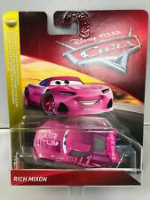 Disney Pixar Cars 3 Rich Nixon Next-Gen Piston Cup Racers Die Cast Vehicle