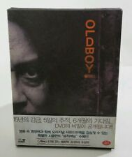 Old Boy (Dvd, 2004) Collectors Edition Region 3 Korean