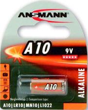 2 x Ansmann A29 9V Alkaline Battery 25A 29A 32A L822 LR29 MN29 GP25A GP29A GP32