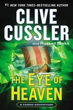 A Fargo Adventure:The Eye of Heaven 6 by Clive Cussler & Russell Blake 2014, 1st
