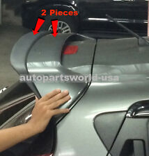 For 2011-2016 Nissan Juke Rear double Roof Wing Spoiler 2 Pieces No Color Paint
