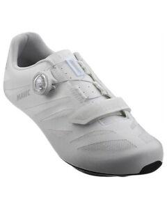 Mavic Cosmic Elite Sl Road Shoes Man, White/White