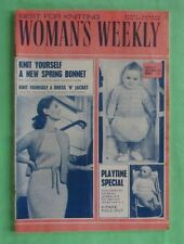 Women's Weekly magazine - 16 April 1966