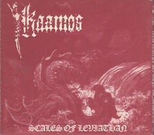 Kaamos : K.a.M.O. Scales Of Leviathan Fold-out digipak CD FASTPOST