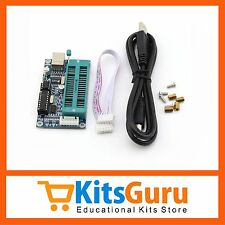 USB PIC Automatic Programming Microcontroller Programmer K150 ICSP Cable KG534