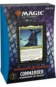 Dungeons & Dragons: Adventures in the Forgotten Realms Dungeons of Death Command