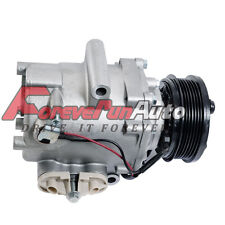 A/C Compressor with Clutch Fits 2005 CHEVROLET EQUINOX 3.4L