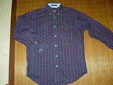 Karierte bequem sitzende Tommy Hilfiger Langarm Herren-Freizeithemden & -Shirts