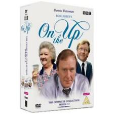 On The Up Season 1+2+3 Complete TV Series Region 4 New DVD (3 Discs)