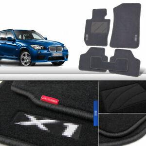 5pcs Premium Auto Fabric Nylon Anti-slip Floor Mats Carpet For BMW X1