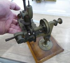 INTERESTING ANTIQUE TOPPING TOOL FOR THE WATCHMAKER