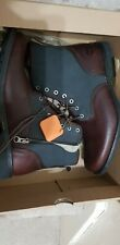 Timberland Earth Keepers Rugged 6 Inch Mens Waterproof Boots Size UK 8 BNIB