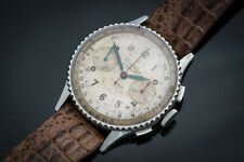 Vintage Breitling Chronomat ~1946 ~ Rotatable Bezel ~ Beautiful Chronograph!