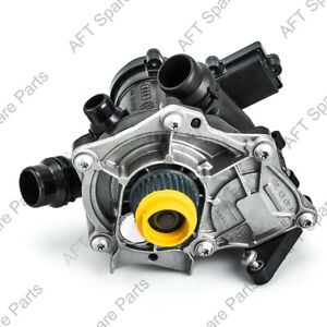 Electronic Water Pump Thermostat Housing For Audi A1 A3 A4 A5 A6 VW Golf Passat