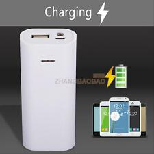 Portable Charger DIY Kit External Battery Charger Power Bank Case Box New
