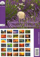 Postkartenbuch Romantische Momente, Herzen, Blumen, Natur, 30 Postkarten  NEU!