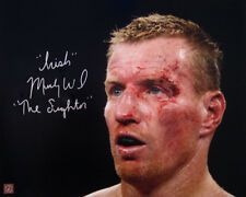 MICKY WARD 16X20 HAND SIGNED BOXING PHOTO WITH PICTURE PROOF AND COA 9