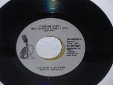 "THE JOHN RILEY BAND You and Me/ Come On Down 7"" 45 Mr Bear TM-062283 (1983)"