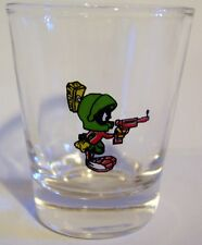 "MARVIN THE MARTIAN   "" GIVE ME SPACE"" SHOT GLASS"