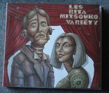 Les Rita Mitsouko, variety, CD + bonus