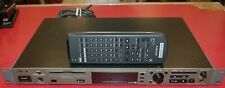 Sony Mds-E10 Minidisc Player/Recorder Rack Mount with Remote Free Shipping!