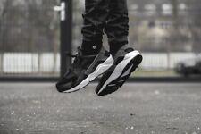 Nike Air Huarache Run Premium Mens Trainers Black Size  UK 6  /  EU 40 /  US 7