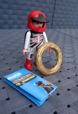 PLAYMOBIL SERIE 10 PILOTE MOTO COMPLET