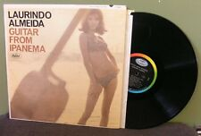 "Laurindo Almeida ""Guitar From Ipanema"" LP T-2197 Mono Orig VG+ Cheesecake"