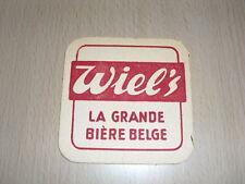 "SOUS-BOCK Wiel's ""La Grande Bière Belge"""