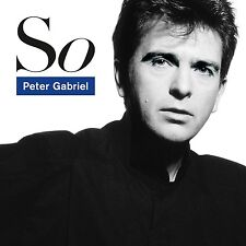 PETER GABRIEL - SO (25TH ANNIVERSARY 3CD SPECIAL EDITION) 3 CD  ROCK & POP  NEW
