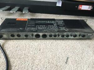 Tech 21 sansamp psa-1 rackmount1990s