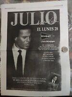 Julio Iglesias.1998.