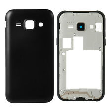 ★ SAMSUNG GALAXY J5 2015 FULL BODY HOUSING COVER WITH BACK PANEL (BLACK) ★