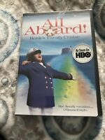 All Aboard Rosie's Family Cruise (DVD, 2006) Rosie O'Donnell - Factory Sealed