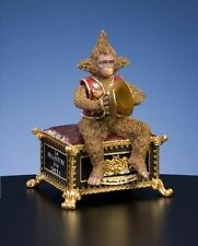 SF Music Box PHANTOM OF THE OPERA MONKEY Music Box NEW