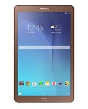 "Samsung Galaxy Tab E SM-T561 9.6"" Wifi + 3G Tableta - Marrón(Libre, Español)"