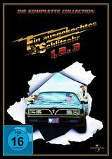 Ein ausgekochtes Schlitzohr 1 + 2 + 3 | Die komplette Collection     | DVD | 501