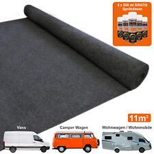 Kofferraum Teppich Auto-Stoff Verkleidung Autostoff  &  5 x Klebstoff-Sprühdosen